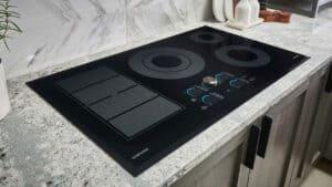 Smart Home cooktop