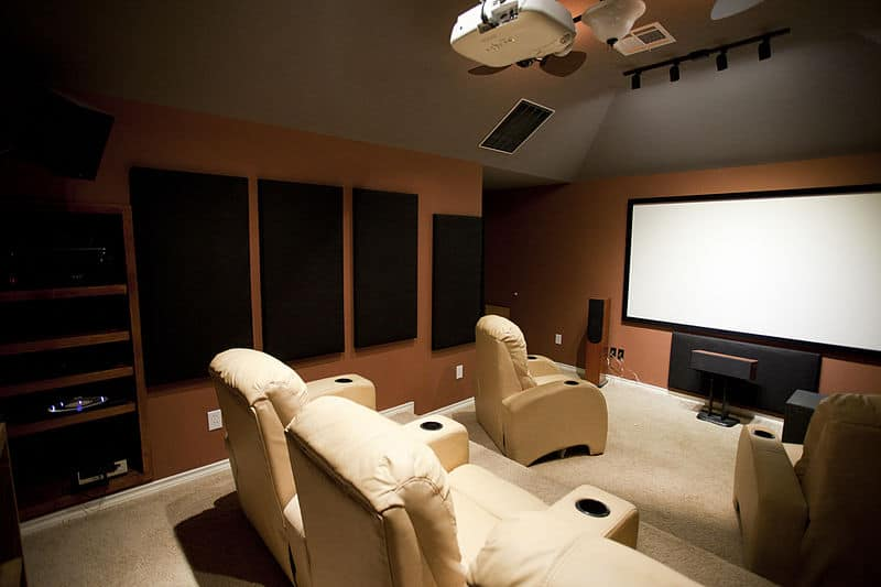 What is the best setting for home theater