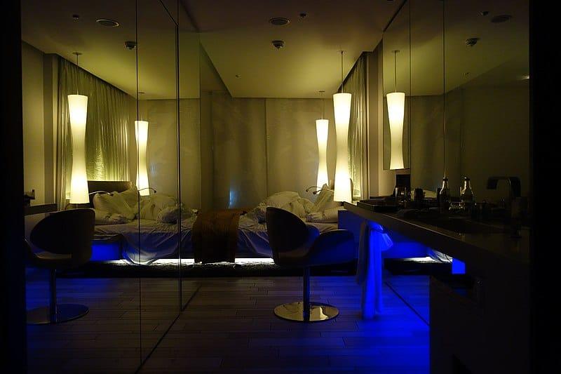 smart home mood lighting