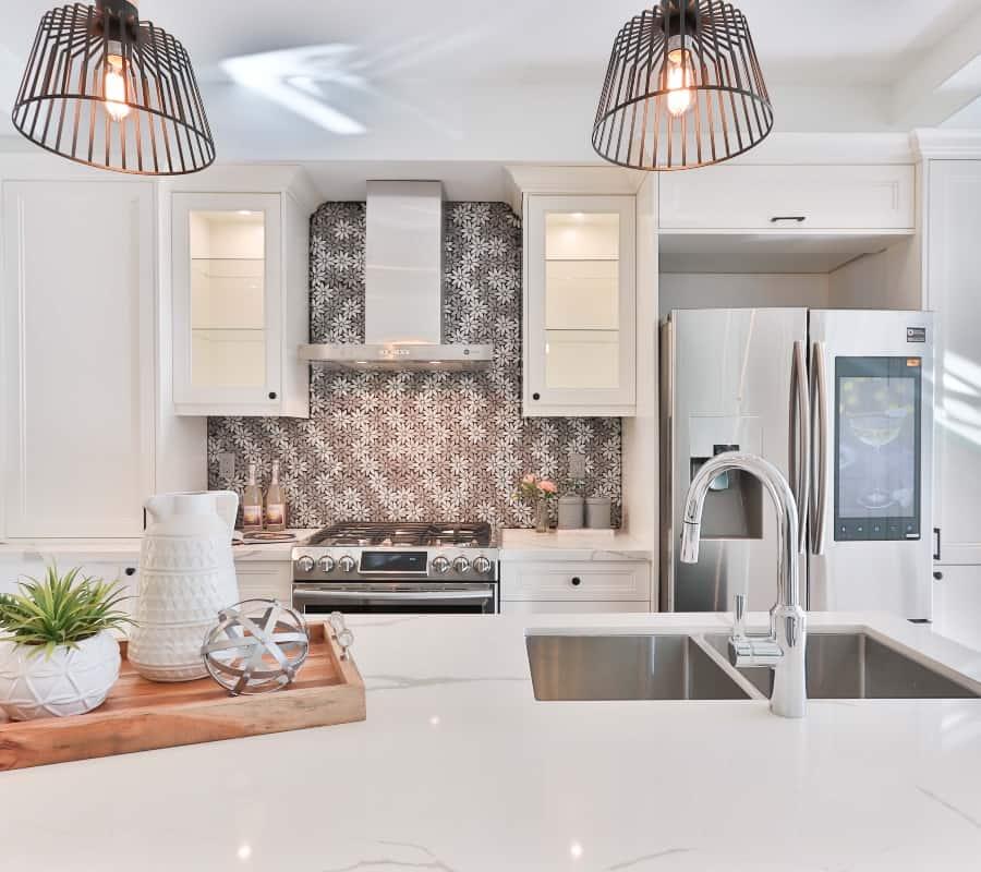 smart home kitchens