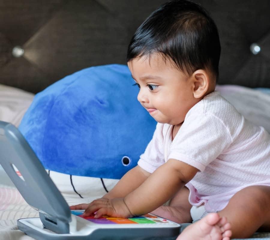 smart home nursery